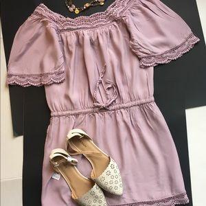 Lilac max studio dress xs